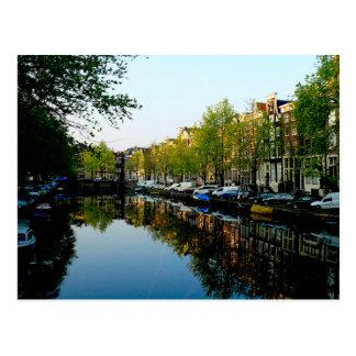 Matins d'Amsterdam Cartes Postales