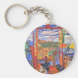 Matisse Collioure Porte-clé Rond
