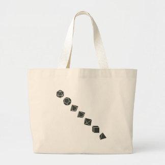 Matrices diagonales (foncées) grand sac