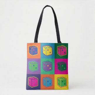 matrices Fourre-tout de Bruit-art Tote Bag