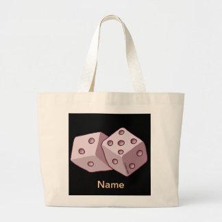 Matrices roses grand sac