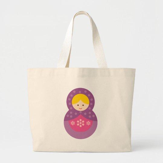 MatryoshkaA7 Grand Tote Bag