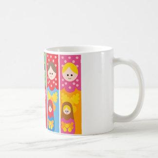 MatryoshkaBookmark Tasse À Café