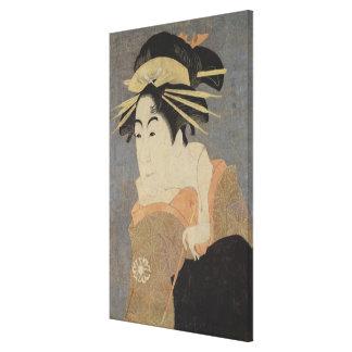 Matsumoto Yonesaburo dans le rôle Toiles