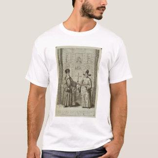 Matteo Ricci (1552-1610) et Paulus Li, de 'Chin T-shirt