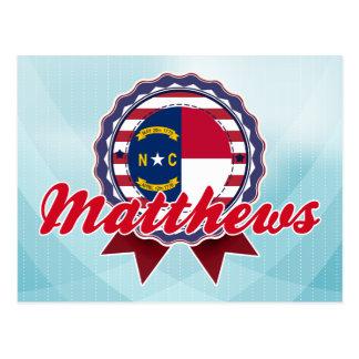 Matthews, OR Carte Postale
