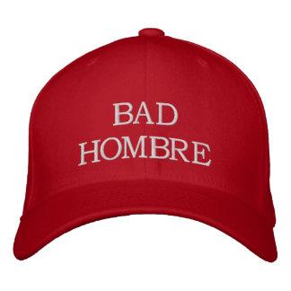 MAUVAIS HOMBRE - Casquette de campagne de Hillary