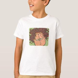 Mauvais jour des cheveux de Jon, la chemise de T-shirt