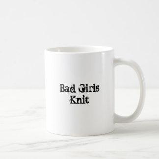 Mauvais Knit de filles Mug