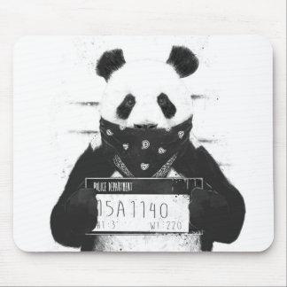 Mauvais panda tapis de souris