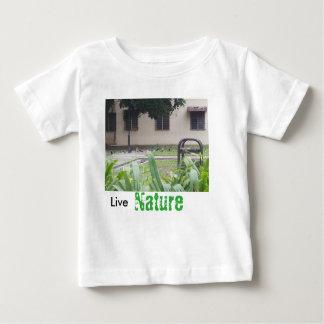 Mauvais vivent naturellement les kiddos t-shirts