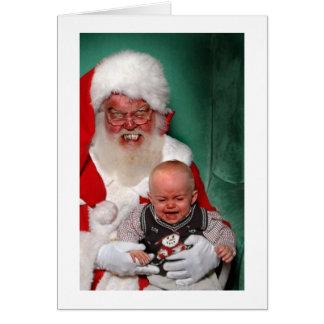 Mauvaise carte de Père Noël