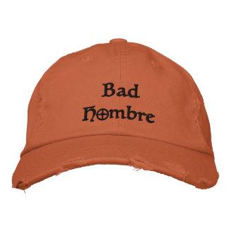 Mauvaise casquette de baseball d'unité d'immigrés