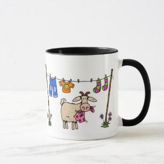 mauvaise tasse de chèvre
