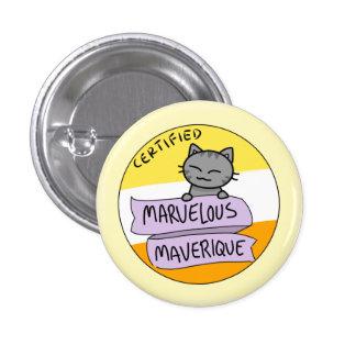 Maverique merveilleux badge