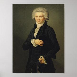 Maximilien de Robespierre 1791 Affiches