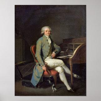 Maximilien de Robespierre Posters