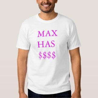 maximum a l'argent t-shirt