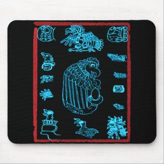 Maya bleu tapis de souris