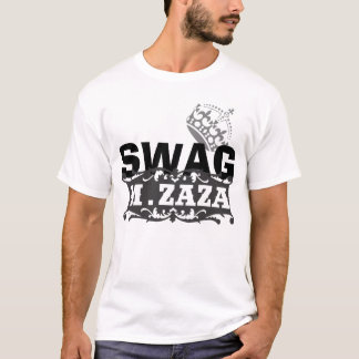 MAYOTTE ZAZA SWAG T-SHIRT