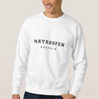 Mayrhofen Autriche Sweatshirt