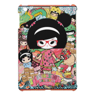 Mayumi Gumi - DimSum Luv comportant MeiMei Coques Pour iPad Mini