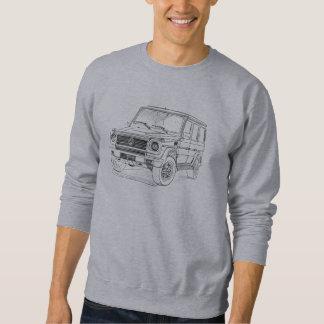Mb G Wagen 2007 Sweatshirt
