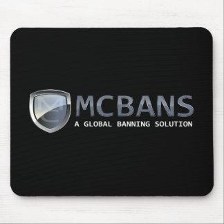 MCBans MousePad Tapis De Souris