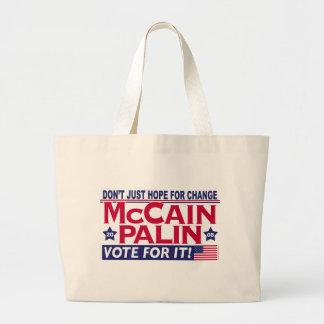 McCain Palin 2008 Grand Sac