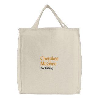 McGhee cherokee éditant le sac brodé
