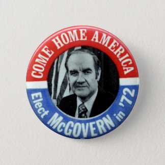 McGovern - bouton Badge