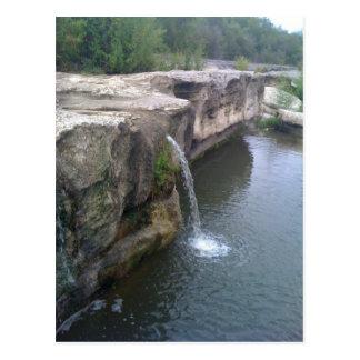 McKinney tombe parc d'état Carte Postale