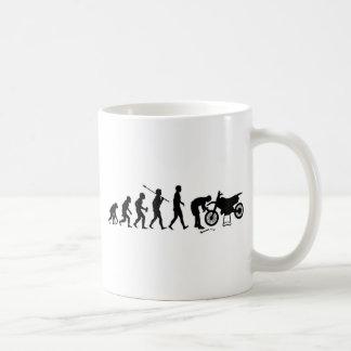 Mécanicien de vélo de saleté mug
