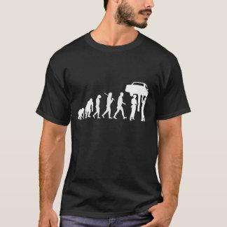 Mécanicien - le commerce d'entretien de voiture de t-shirt