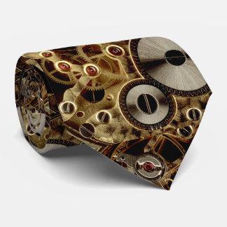 Mécanisme antique de montre cravate
