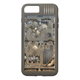 Mécanisme de Steampunk Coque iPhone 7 Plus
