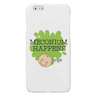 Meconium se produit cas drôle de téléphone
