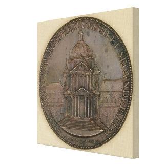 Médaille de base de Val-De-Grâce Toiles