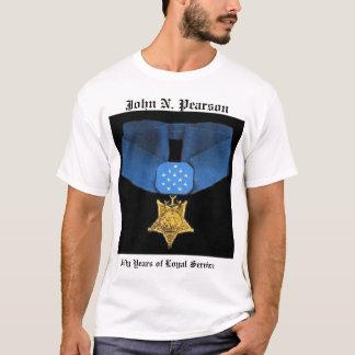 Médaille d'honneur t-shirt