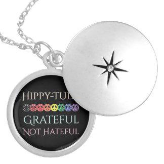 Médaillon Avec Fermoir Hippytude reconnaissant