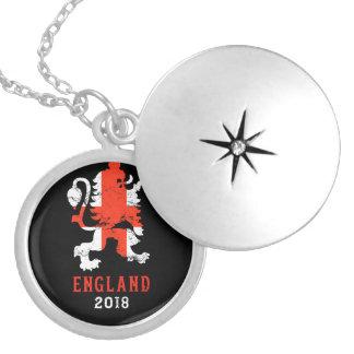 Médaillon Avec Fermoir L'Angleterre 2018 - Équipe de football BRITANNIQUE