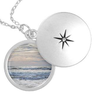 Médaillon Avec Fermoir Lever de soleil de Virginia Beach