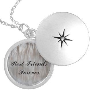Médaillon Avec Fermoir Meilleurs amis pour toujours