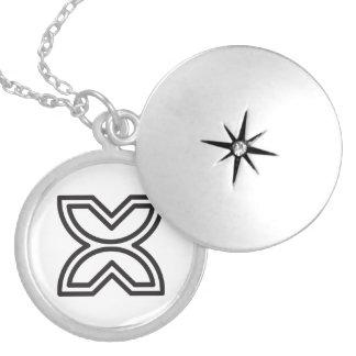 Médaillon Avec Fermoir Symbole de Fawodhodie | de la liberté et de