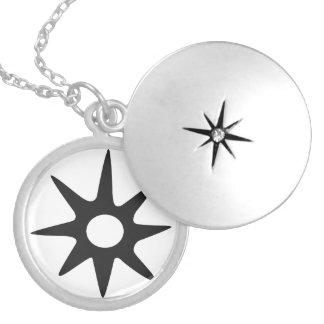 Médaillon Avec Fermoir Symbole de NSOROMMA | de tutelle