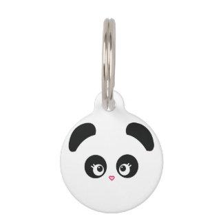 Médaillon Pour Animaux Amour Panda®