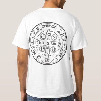 Medal of St. Benedict T-shirt