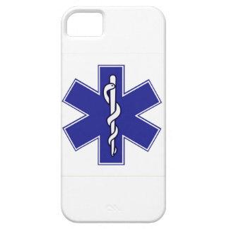 médecin d'hôpital d'ambulance de secours d'étoile iPhone 5 case
