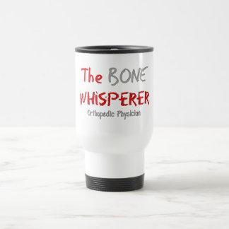 """Médecin orthopédique """"le Whisperer d'os """" Tasse À Café"""