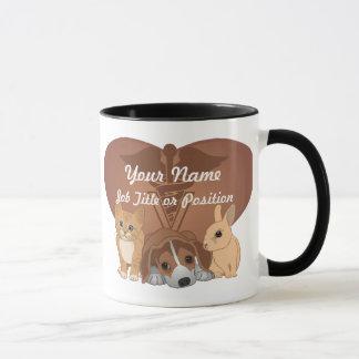 Médecine vétérinaire mug